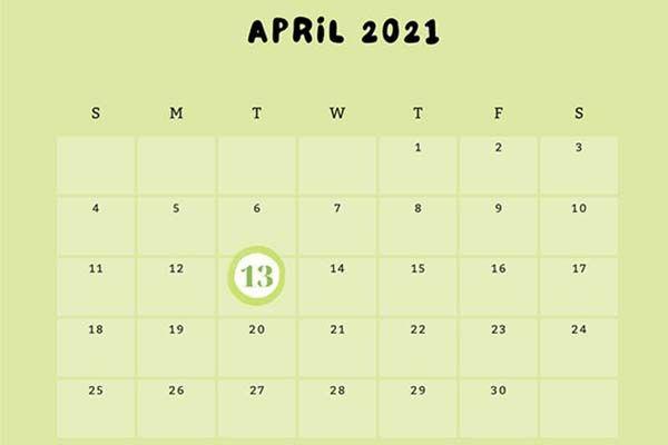 Tử vi ngày 13/04/2021