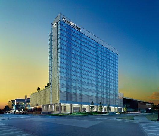 Official Hotel of the Dallas Cowboys - Picture of Omni Frisco ...