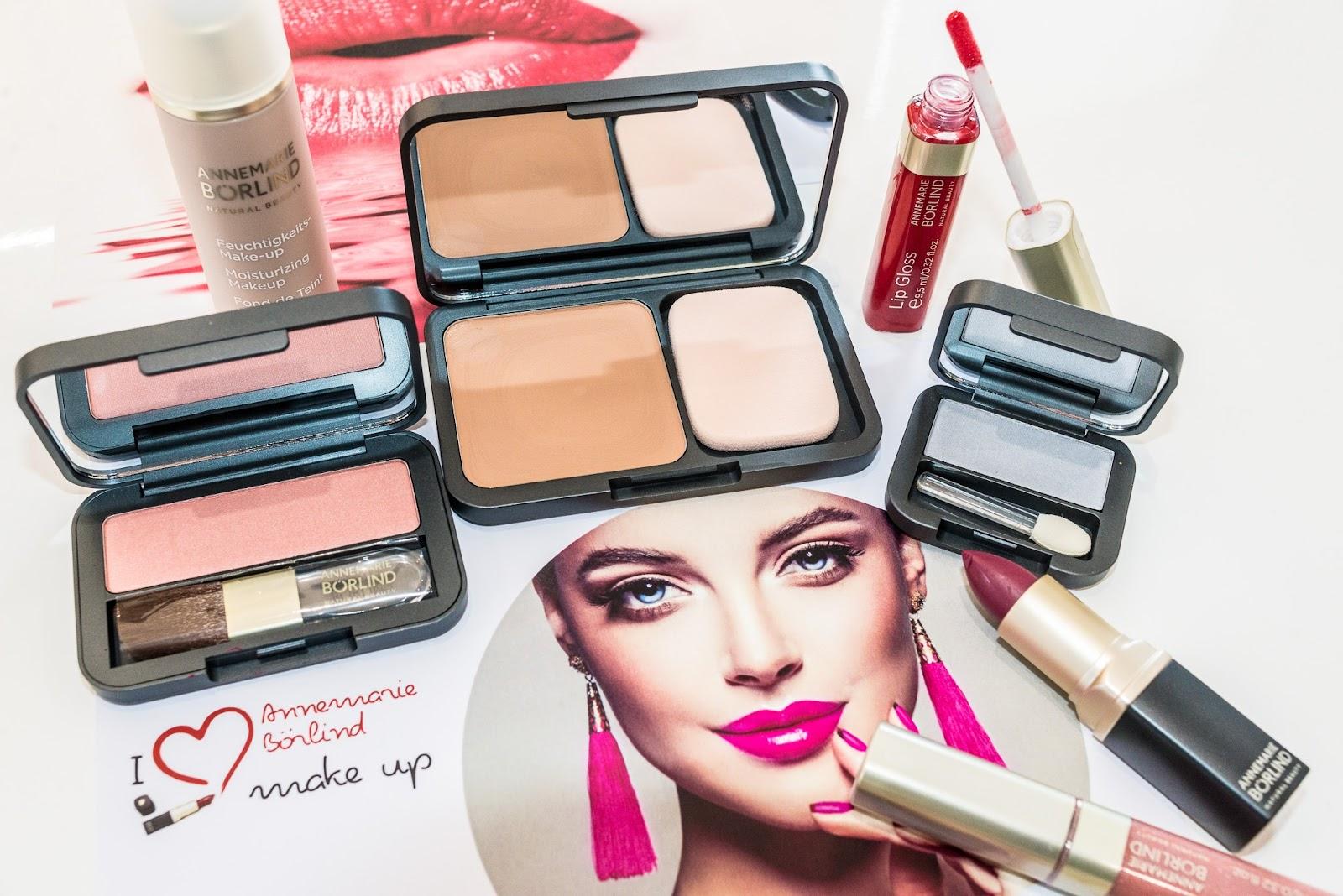 Prírodná dekoratívna kozmetika ANNEMARIE BÖRLIND: Ako dopadol test 10 žien ? Prekvapila alebo sklamala ?