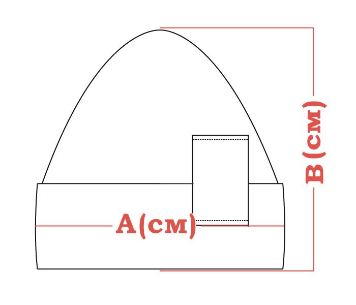 C:\Users\Эксперементал\Desktop\тех.рисунки\шапка-шейд коричневая.png