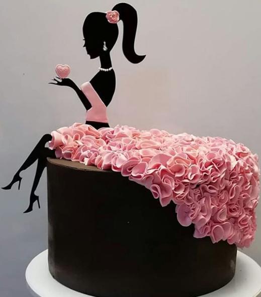 سفارش کیک تولد ۱