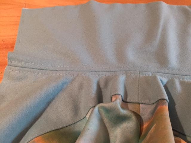 Upline Jacket Sew Along Week 3: Construction