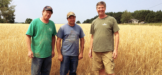 The Rye That Makes Grand Traverse Whiskey And Vodka