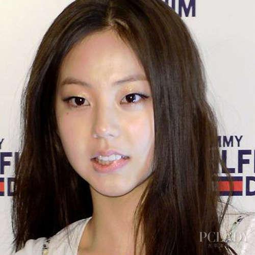 Wonder Girls Member Makeup Eye Makeup by Spewing Single Eyelids Myrrh