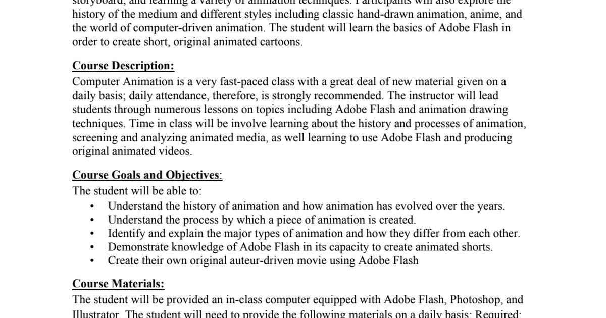 Intro to 2D Computer Animation pdf pdf - Google Drive