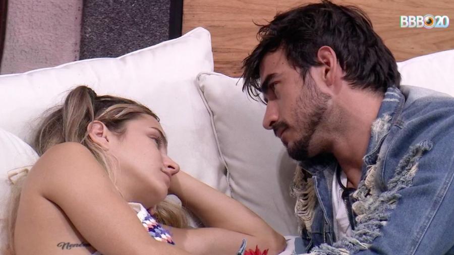 Fora do BBB20, Guilherme nega relacionamento abusivo com Gabi