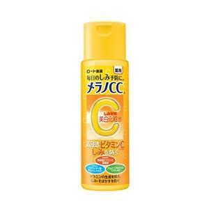 4. Rohto Melano CC lotion