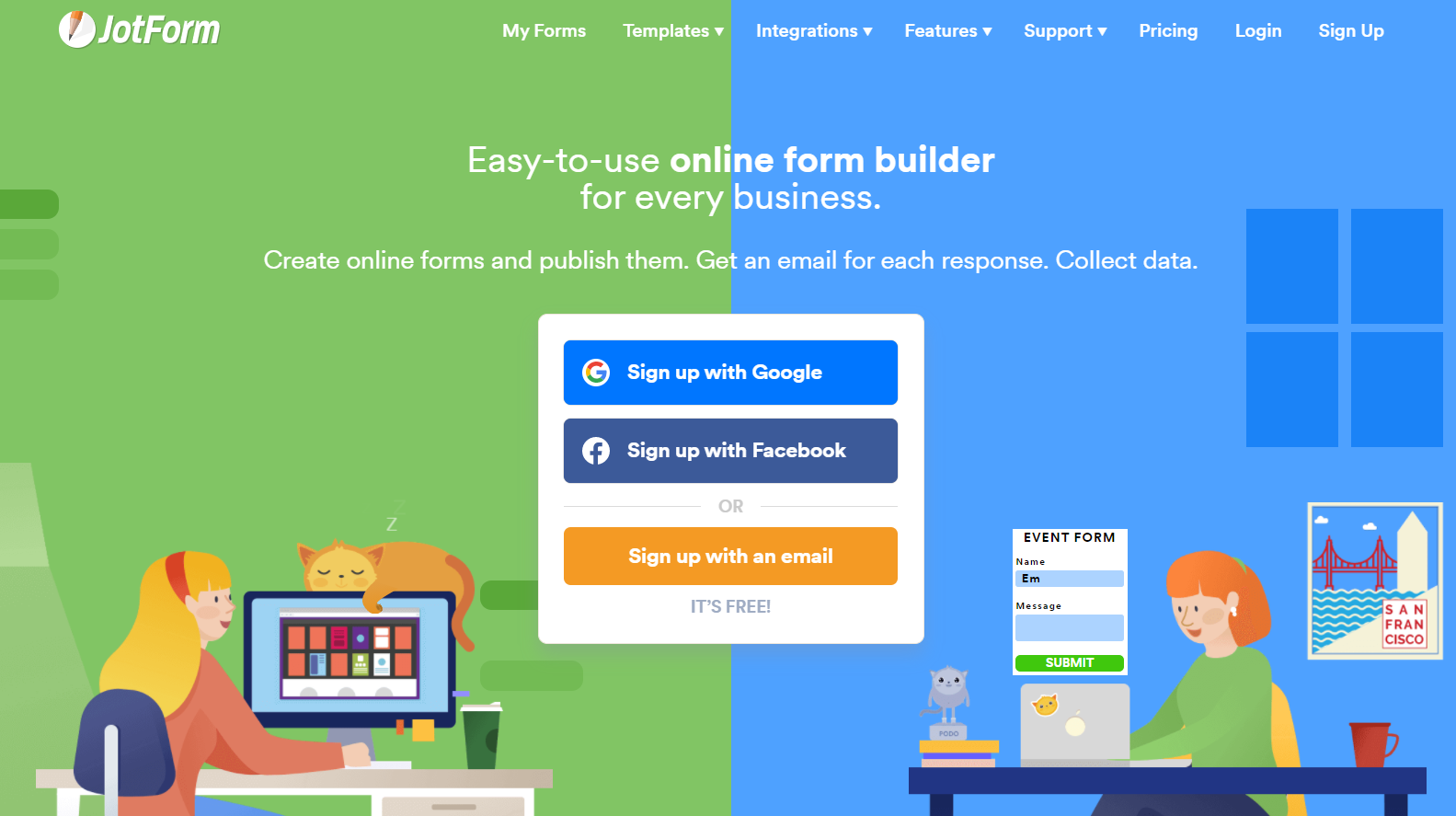 7 Best Contact Forms To Use With Mailchimp 7