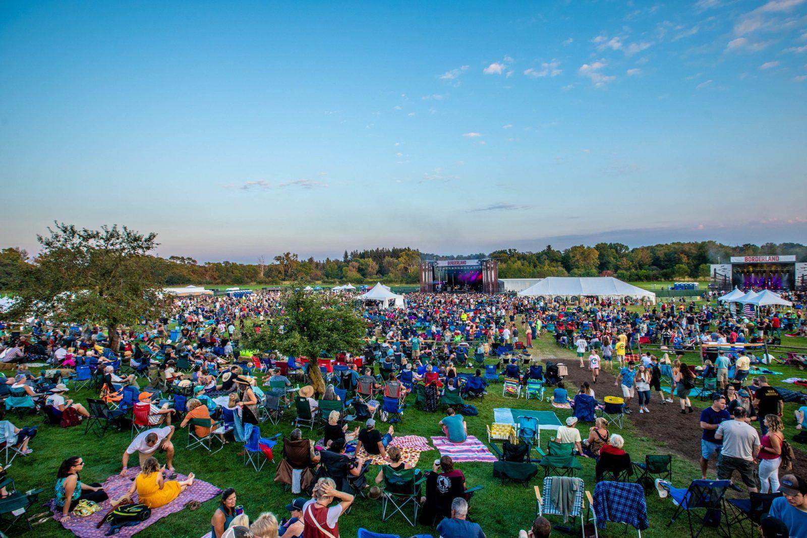 Borderland Festival 2021 - Music Festival Wizard