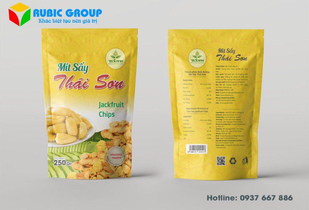 Bao bì giúp nhận diện sản phẩm của thương hiệu