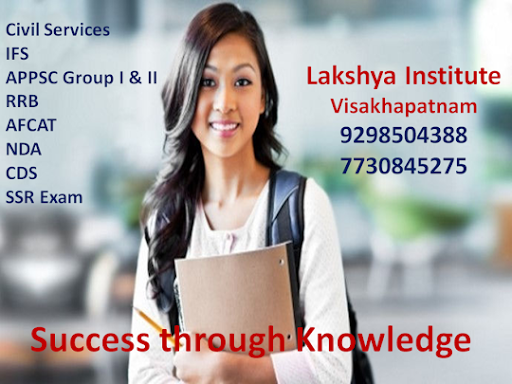 LAKSHYA COMPETITIVE EXAMS INSTITUTE - Coaching Center in VISAKHAPATNAM