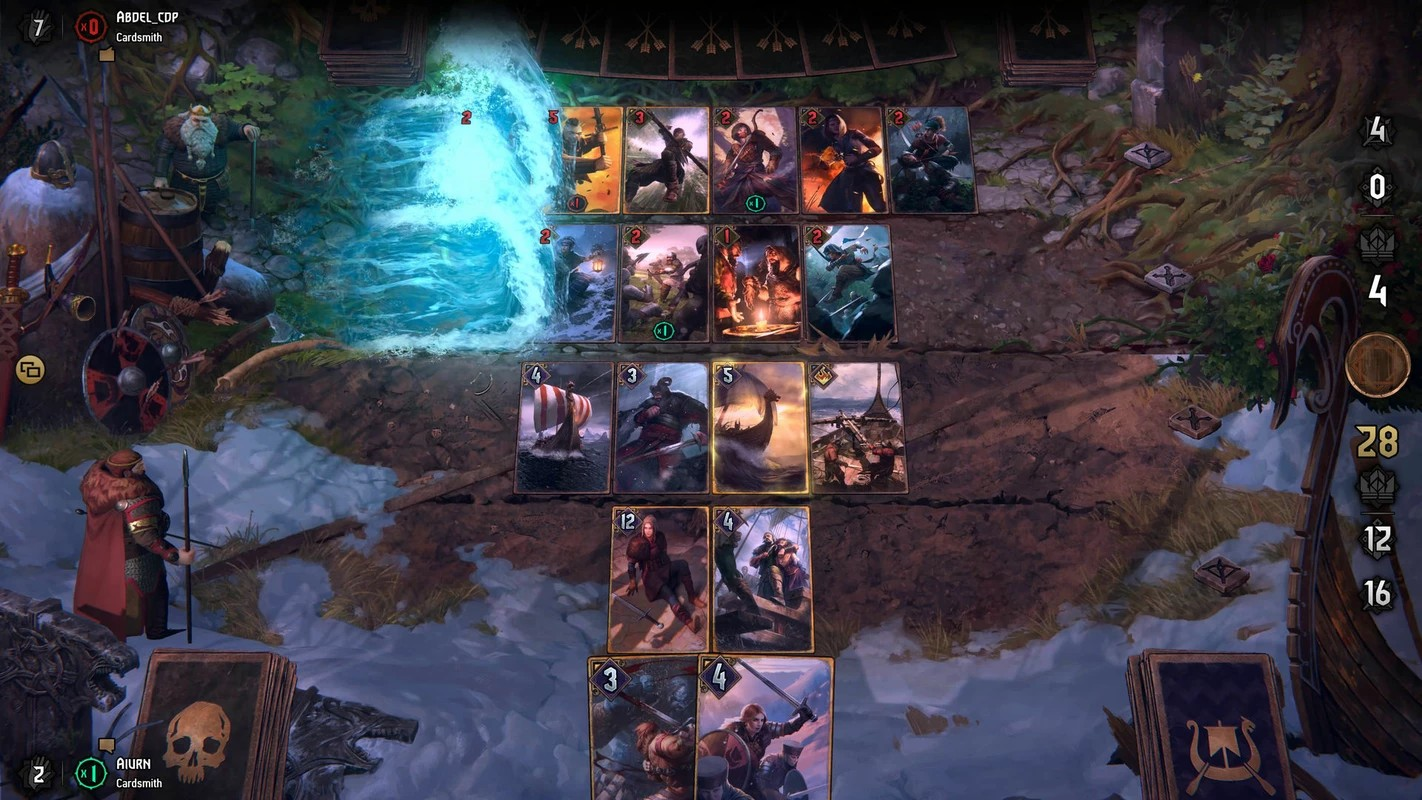 [Review] Gwent : The Witcher Card Game เกมการ์ดจากซีรีส์ The Witcher 02