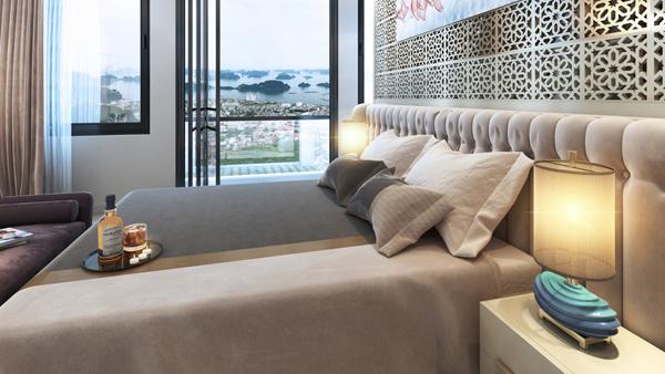 REVIEW VỀ CHẤT LƯỢNG PHÒNG NGHỈ TẠI FLC GRAND HOTEL HẠ LONG BAY 05