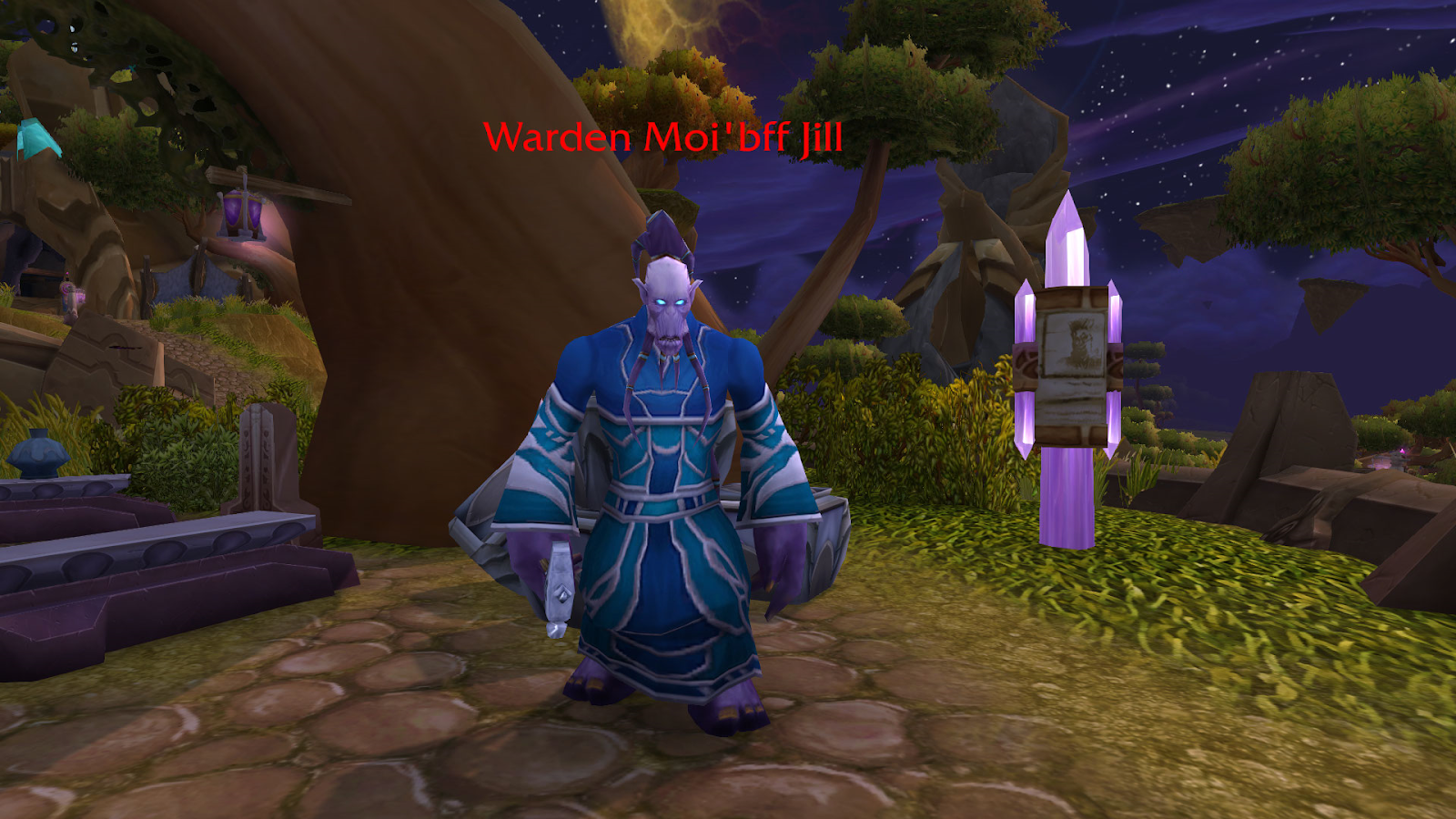 Alliance vendor who sells the White War Talbuk at Exalted