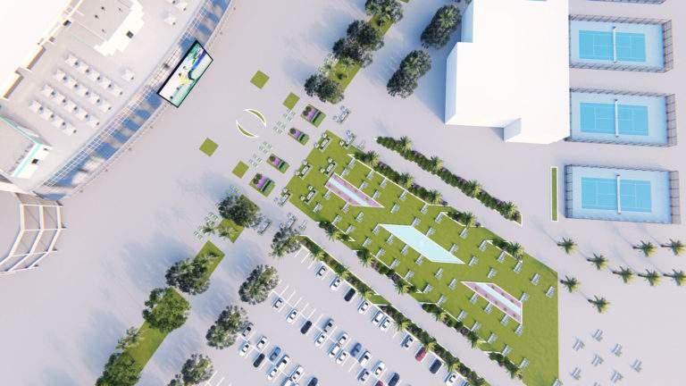 Miami Dolphins convertirá el Hard Rock Stadium en un autocine 4