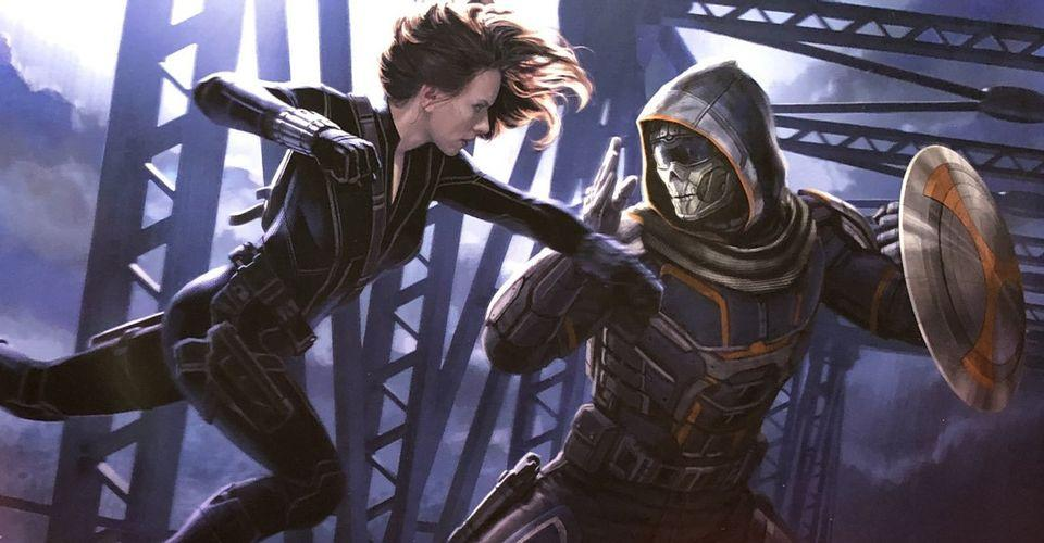 Black Widow Director Explains Why Taskmaster's Identity Is So Important
