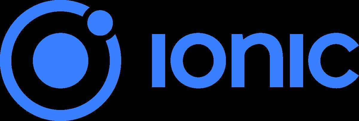 JavaScript frameworks - Ionic