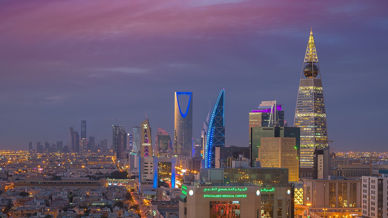 A decisão das autoridades de Riad, na Arábia Saudita, surpreendeu o Brasil e não seguiu os padrões internacionais (Imagem: Wikimedia Commons)