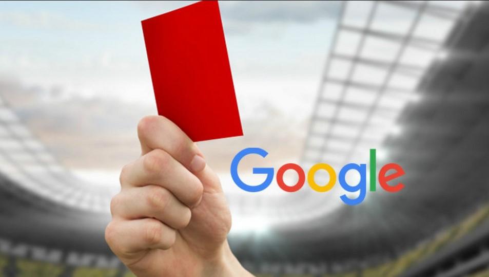 hãy cảnh giác với Các hình phạt từ google