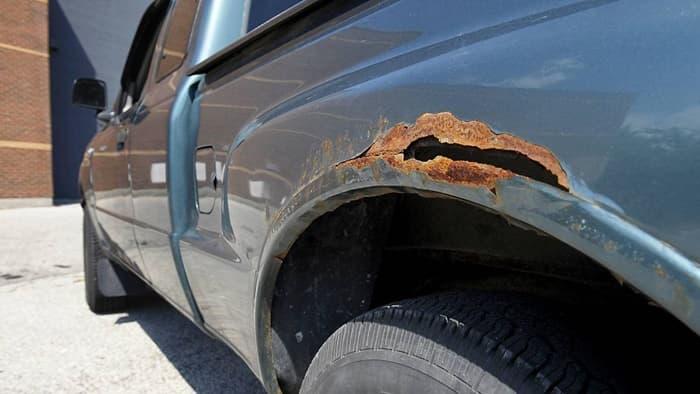 ป้องกันรถเกิดสนิมได้ด้วยวิธีเหล่านี้ !