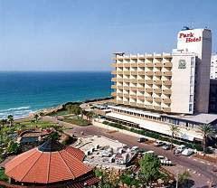 Park Hotel in Netanya, Israel