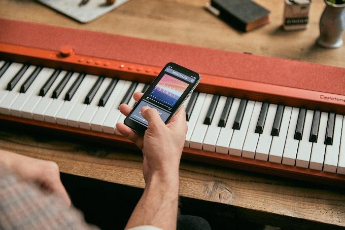 一張含有 音樂, 木製的 的圖片 自動產生的描述