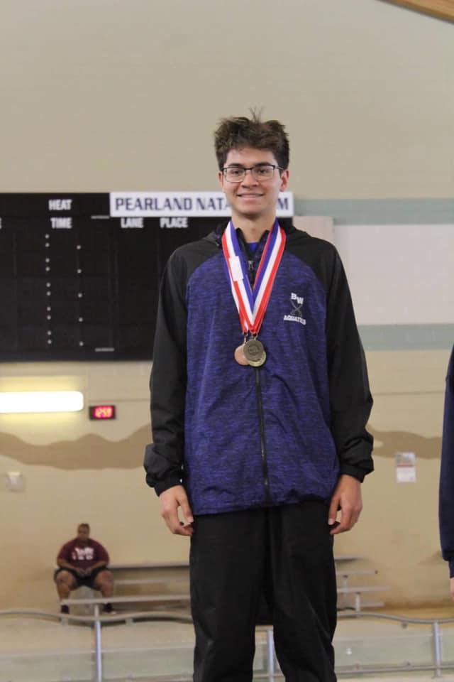 BWood Boys Swim Winner
