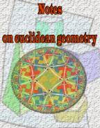 Notes on Euclidean Geometry