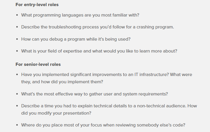 good engineers interview questions