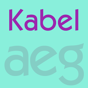 Free Kabel ITC FlipFont apk New Version of | Schogrek