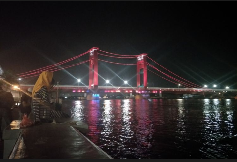 Tempat Wisata di Palembang yang Layak Dijadikan Spot Selfie