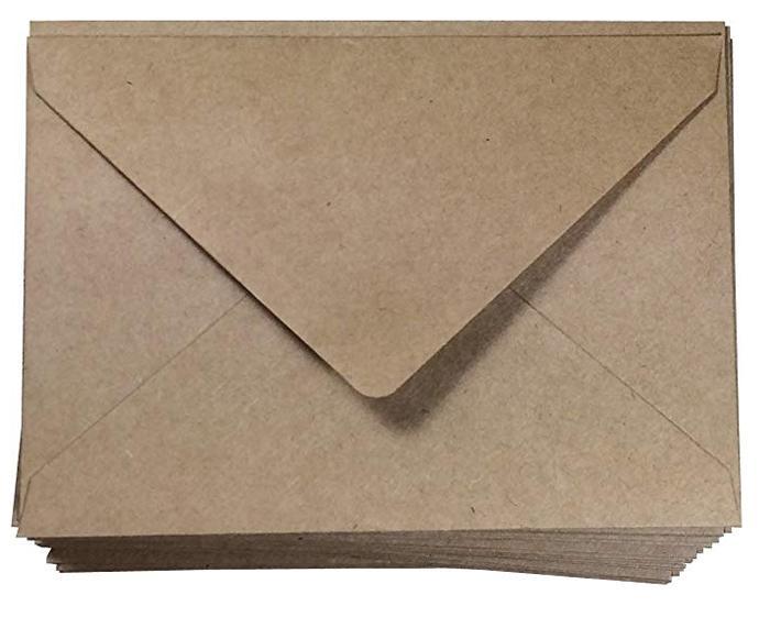 Baby Card Envelopes