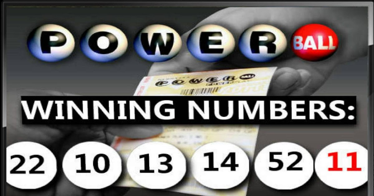 Latest Lottery Numbers