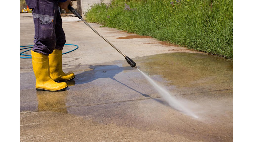Sam Power Washing Tulsa