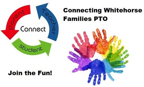 Connecting Whitehorse Families. P T O. Join the fun!