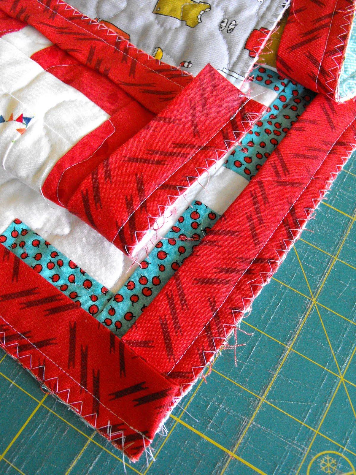 Hand Sewn Binding Tutorial : binding a quilt by hand - Adamdwight.com