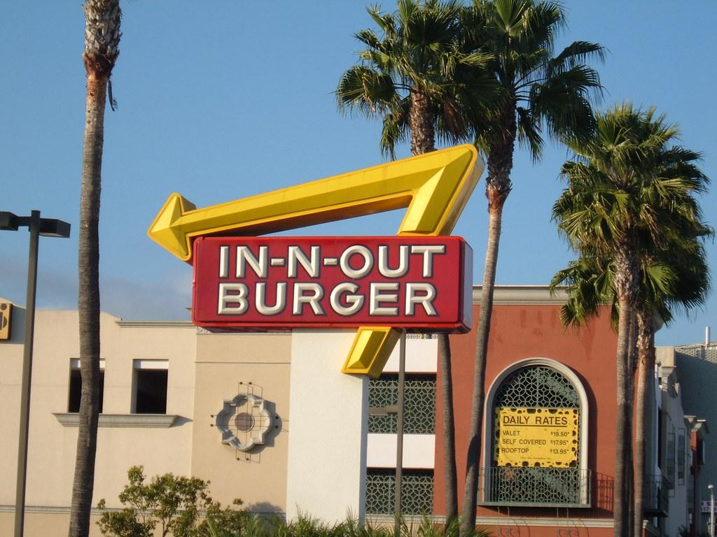 In-N-Out Burger Lax Airport | All I can say is Yummy!!! I to… | Flickr