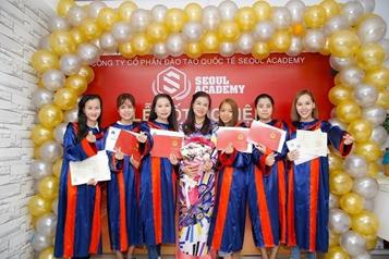 Seoul Academy - đơn vị dạy makeup chuyên nghiệp