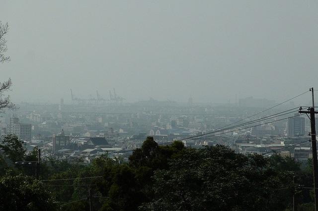 雲林阿爸:3月連續兩天的髒空氣,我嚇壞了!