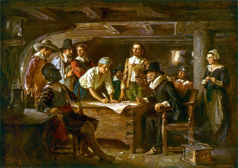 https://upload.wikimedia.org/wikipedia/commons/thumb/6/63/The_Mayflower_Compact_1620_cph.3g07155.jpg/800px-The_Mayflower_Compact_1620_cph.3g07155.jpg