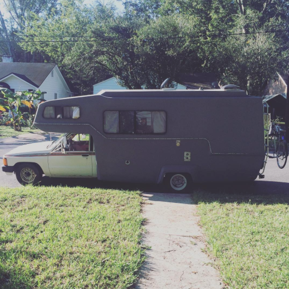 How Patrick Bought and Renovated His 1984 Sunrader for Under $7k