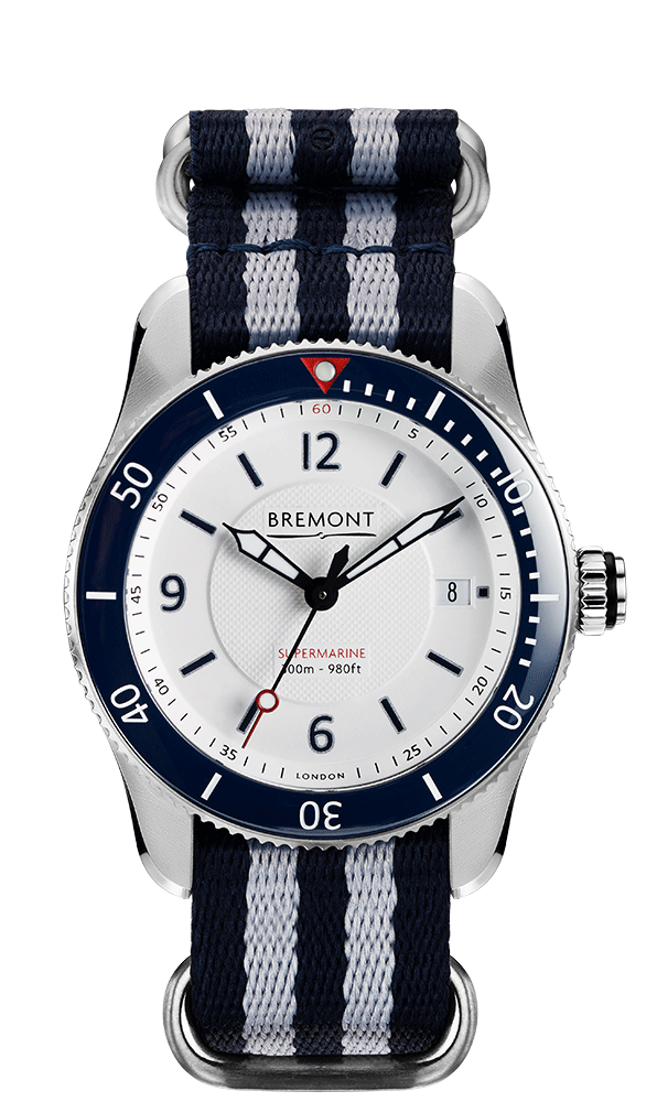 S300 White — Bremont Watch Company (US)