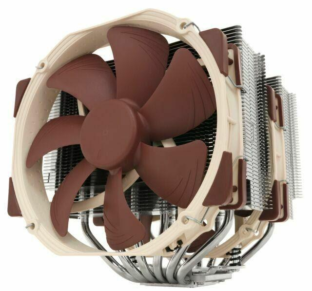 Noctua NH-D15 Premium CPU Cooler with NF-A15 x 2 PWM Retail Cooling Fans for sale online | eBay