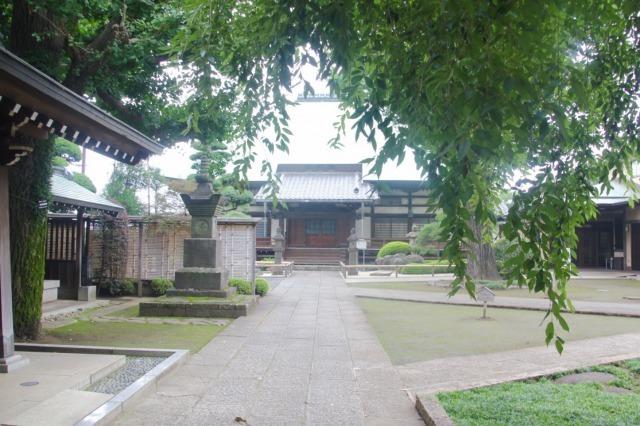長遠寺(東京)
