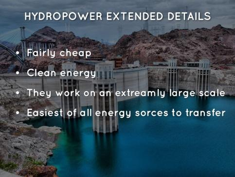 Image result for advantages of hydropower
