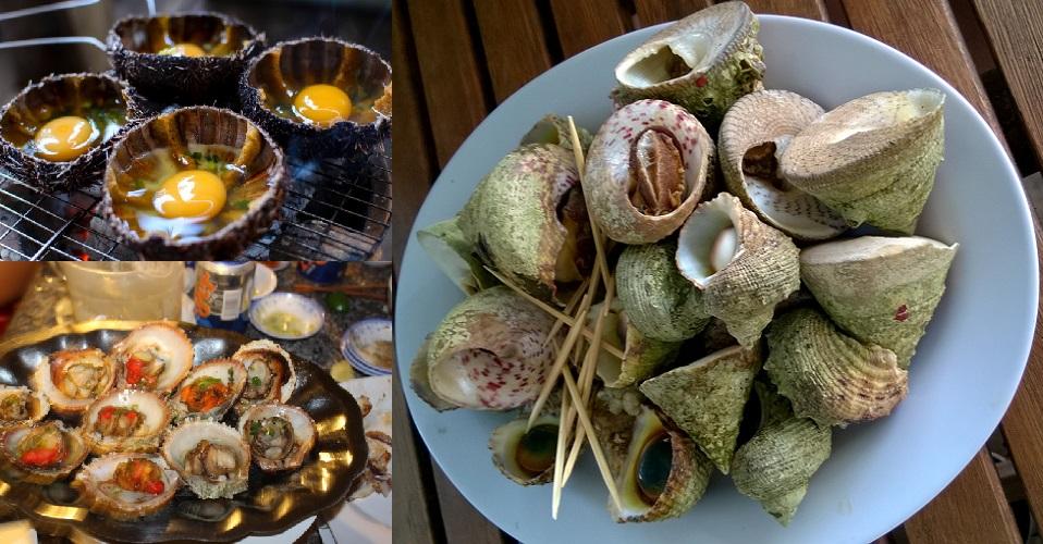 Thưởng thức hải sản trên đảo vừa tươi ngon vừa rẻ tại Bình Hưng