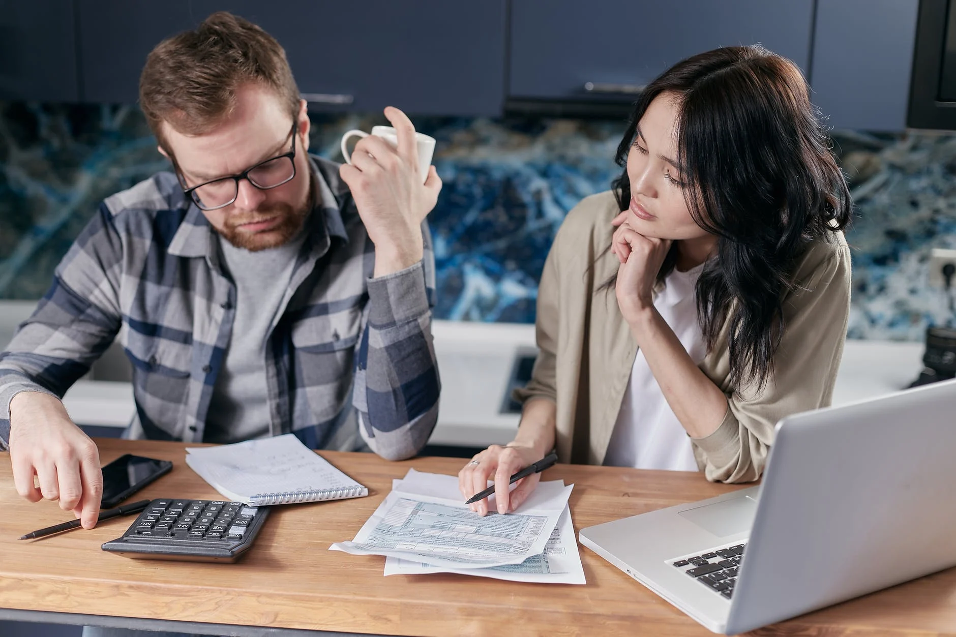 Is it Wise to Combine Finances