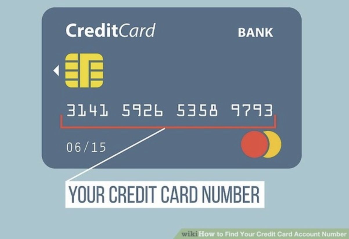 How to find credit card number. Part of the article by Hana Clode Marketing 'LastPass Password Manager - Apps to Make Your Life Easier'.