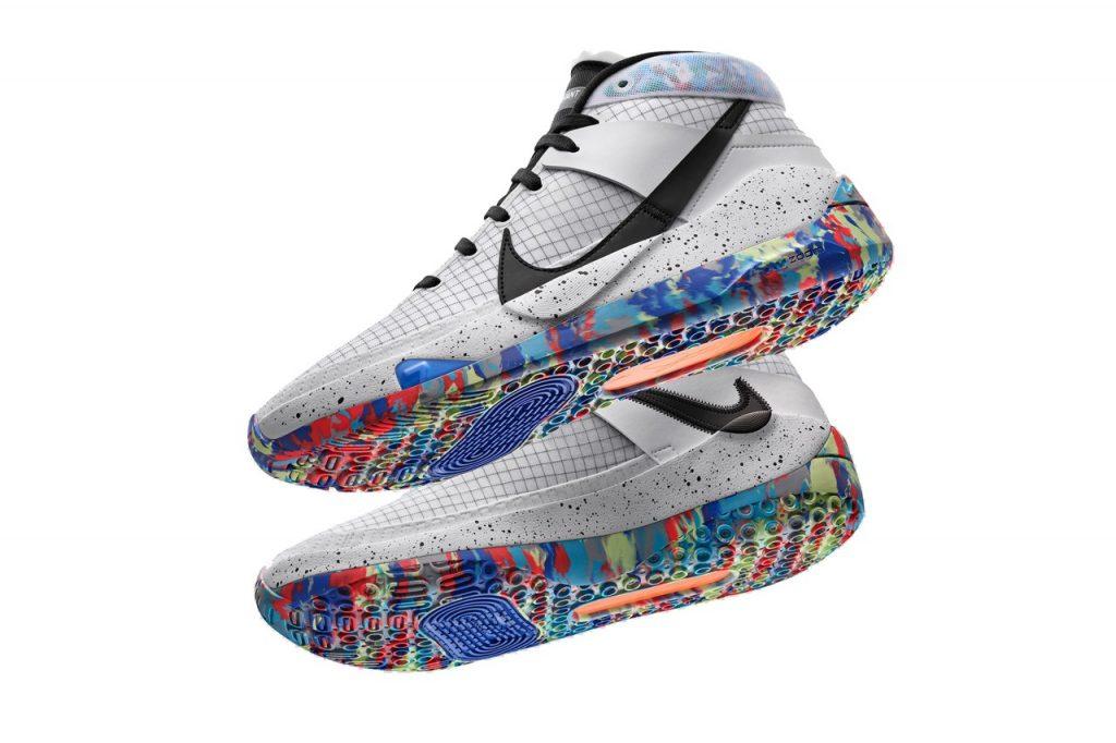 các mẫu giày bóng rổ Nike