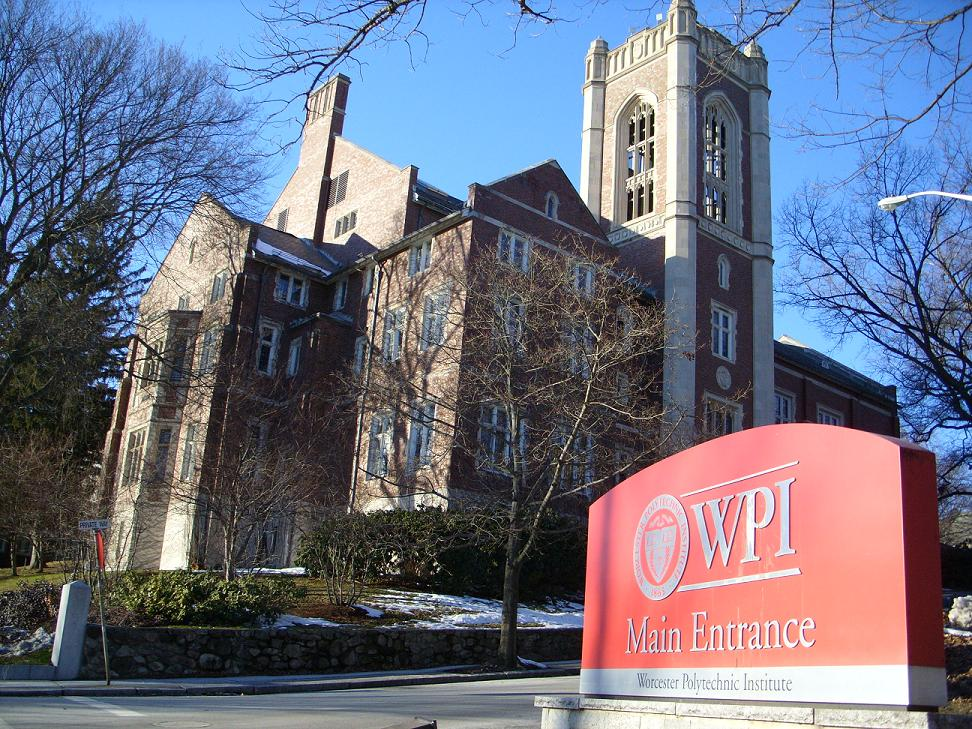Image result for Worcester Polytechnic Institute